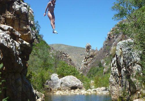 Prince Alfred's Pass Activities