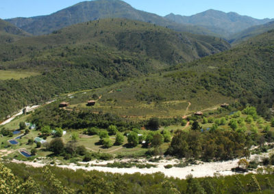 Outeniqua Mountain Lodge