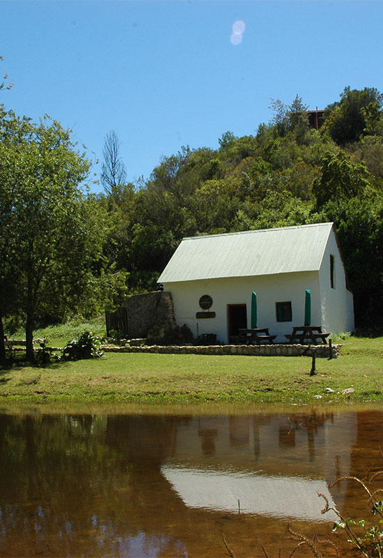 Bain's Retreat - Self Catering Prince Alfred's Pass