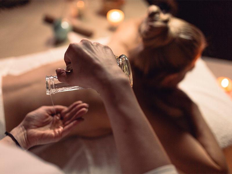 Therapeutic Massage - Outeniqua Mountain Lodge