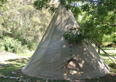 Tented Camp Accommodation